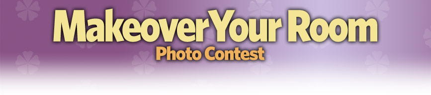 Win $500 Makeover Your Room Photo Contest